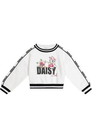 MONNALISA Fille Sweatshirts - X Disney® – Sweat-shirt imprimé en coton mélangé à ornements