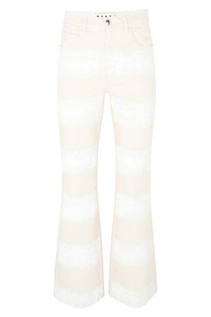 Marni Pantalon évasé