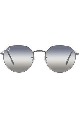 Ray-Ban Jack round frame sunglasses