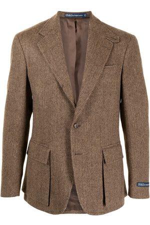 Polo Ralph Lauren Herringbone-pattern sport coat