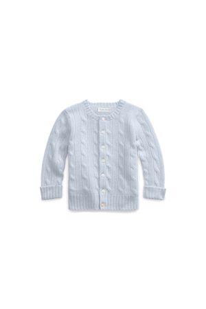 Ralph Lauren Cardigans - Cable-Knit Cashmere Cardigan