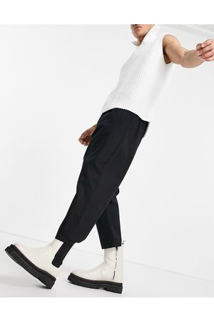 ASOS Pantalon à entrejambe bas
