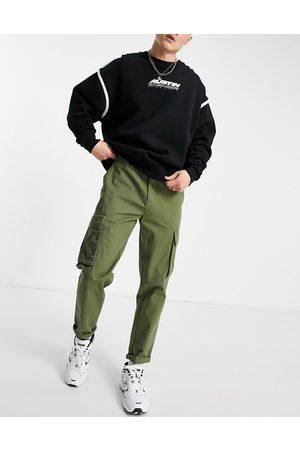 New Look Pantalon cargo - Kaki