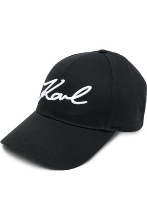 Karl Lagerfeld Casquette à logo brodé