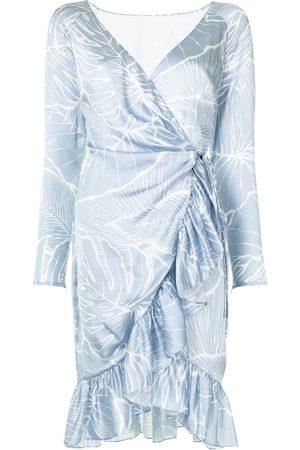 Marchesa Notte Robe courte imprimée