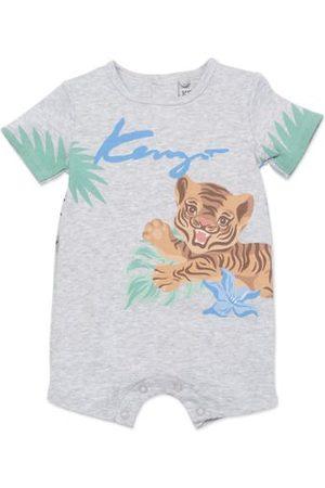 Kenzo Kids Combicourte imprimé jungle
