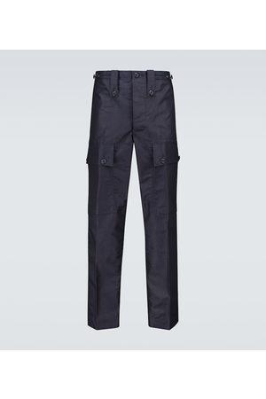 JUNYA WATANABE Pantalon cargo en coton mélangé