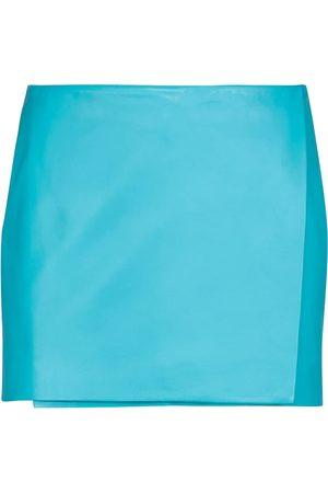 DODO BAR OR Mini-jupe en cuir
