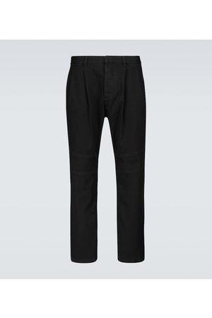 Balmain Pantalon chino en coton