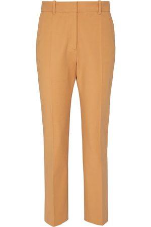 Joseph Femme Pantalons Slim & Skinny - Pantalon slim Coleman en coton mélangé