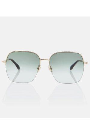 Victoria Beckham Lunettes de soleil carrées