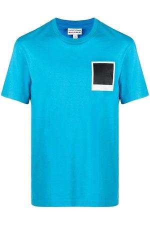 Lacoste T-shirt à imprimé graphique