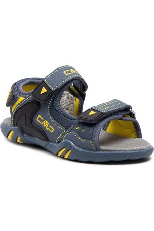 CMP Garçon Chaussures de randonnée - Sandales - Alphard Hiking Sandal 39Q9614 Antracite/Limone 86UG