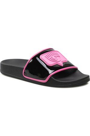 Chiara Ferragni Femme Mules & Sabots - Mules / sandales de bain - CF2811-001 Black