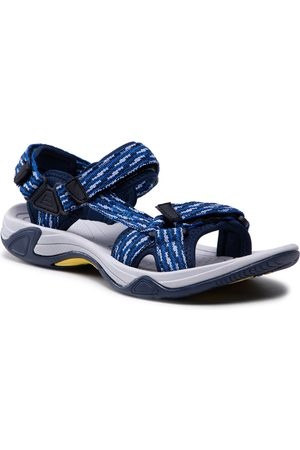 CMP Chaussures de randonnée - Sandales - Kids Hamal Hiking Sandal 38Q9954J Cosmo/Royal