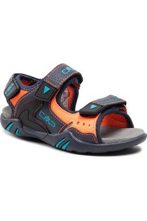 CMP Garçon Chaussures de randonnée - Sandales - Alphard Hiking Sandal 39Q9614 Antracite/Flash 56UE