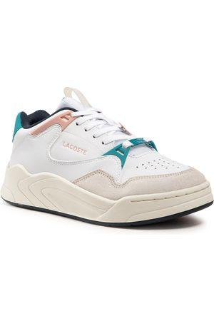 Lacoste Sneakers - Court Slam 0721 3 Sfa 7-41SFA00611Y6 Wht/Lt Pnk