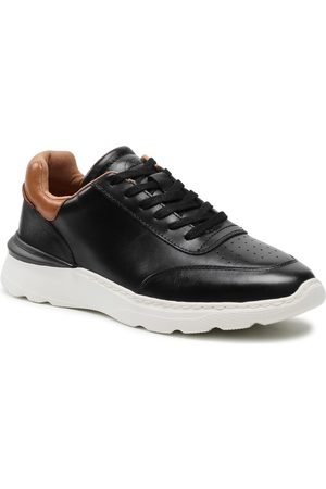 Clarks Sneakers - Sprint Lite Lace 261583417 Black Leather
