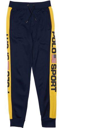 Ralph Lauren Pantalons - Pantalon De Survêtement Avec Bandes Logo
