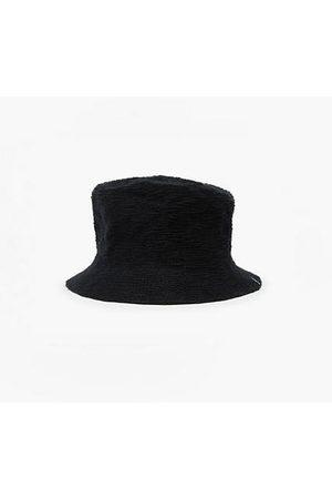 Levi's Slub Knit Bucket Hat / Regular Black