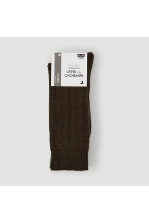 Monoprix Chaussettes en cachemire