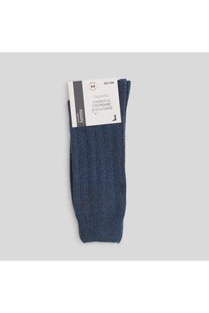 Monoprix Homme Bonnets - Chausettes en cachemire