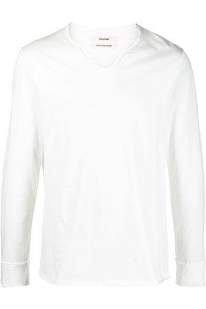 Zadig&Voltaire T-shirt Monastir à manches longues