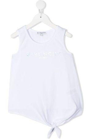 Givenchy Kids Garçon Débardeurs - Débardeur à logo