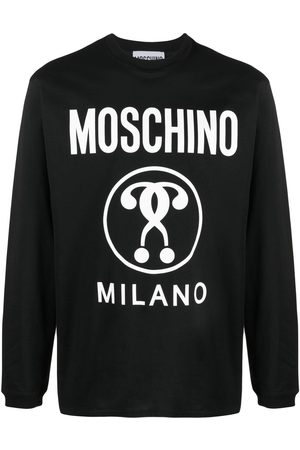 Moschino T-shirt Double Question Mark