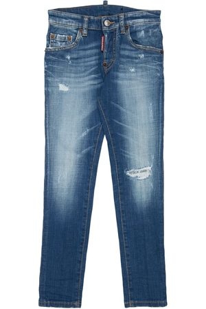 Dsquared2 Jean En De Coton Stretch