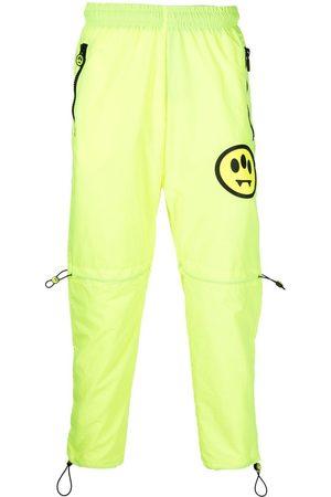 BARROW Pantalon de jogging à imprimé graphique