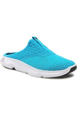 Salomon Homme Chaussures - Chaussures - Reelax Slide 5.0 412780 26 M0 Hawaiian Ocean/Black/White