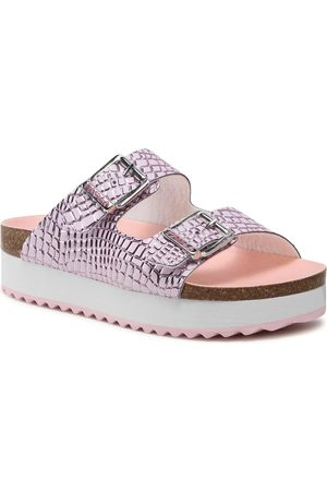 Pablosky Mules / sandales de bain - PAOLA 858270 S Montana Rosa/Rosado