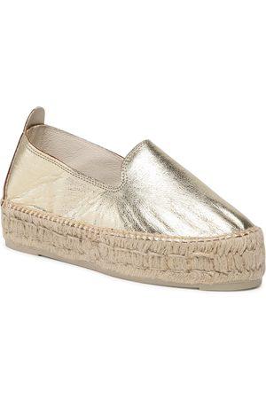 MANEBI Espadrilles - Slippers D R 1.1 D0 Gold