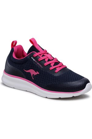 KangaRoos Sneakers - Kj-Dyna 39200 000 4294 Dk Navy/Fandango Pink