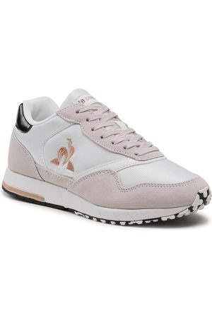 Le Coq Sportif Chaussures - Jazy W Patent 2110134 Optical White/Rose Gold