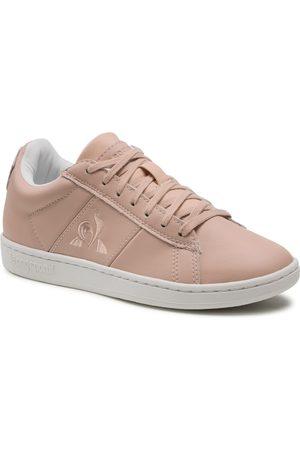 Le Coq Sportif Femme Baskets - Sneakers - Courtclassic W 2110125 Frappe