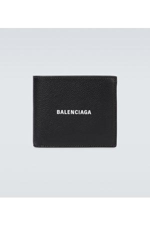 Balenciaga Portefeuille Cash plié carré