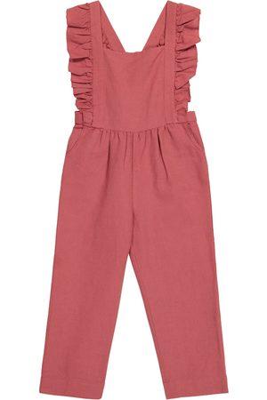 Louise Misha Combi-pantalon Amishi en lin et coton