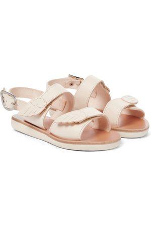 Ancient Greek Sandals Sandales Little Iliada Soft en cuir