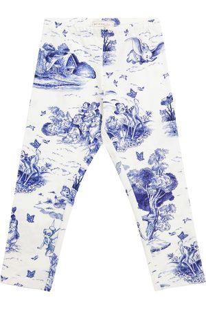 MONNALISA X Disney® – Legging imprimé en coton mélangé