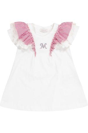 MONNALISA T-shirt en coton à ornements