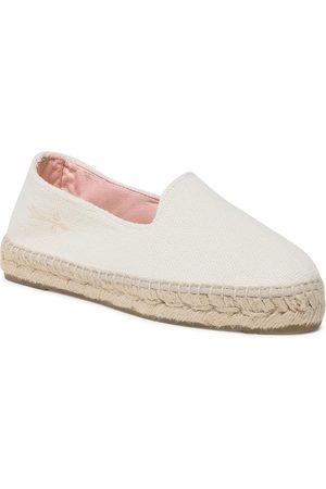 MANEBI Espadrilles - Slippers W O 4.0 N0 White