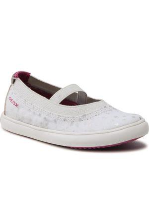 Geox Chaussures basses - J Gisli G. A J154NA 010HI C0563 M White/Fuchsia