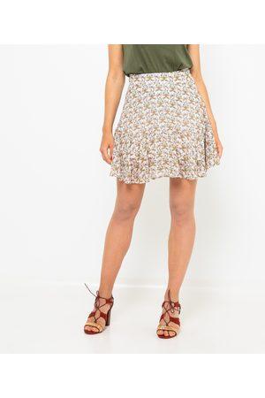 Camaïeu Femme Mini-jupes - Jupe volantée femme