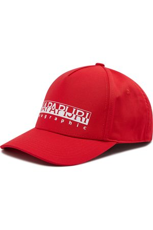 Napapijri Casquette - Framing 2 NP0A4F93 Old Red 0941