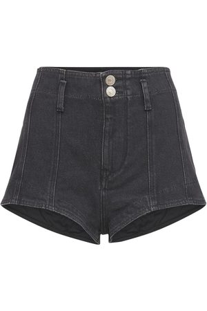 "Isabel Marant Short En Denim Stretch ""deversonbb"""