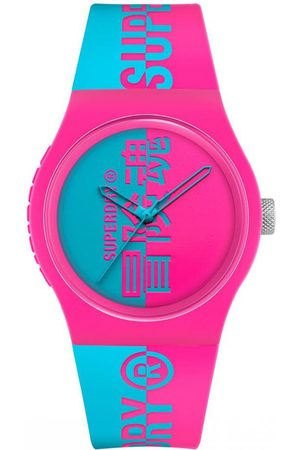Superdry Homme Montres - Montre Homme Superdry SYG346AUP - Bracelet Silicone