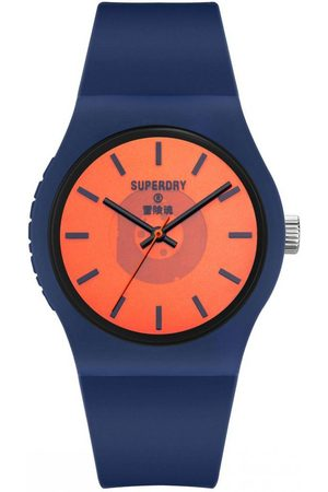 Superdry Homme Montres - Montre Homme Superdry SYG347UO - Bracelet Silicone