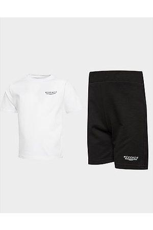 McKenzie T-shirts - Mini Essential T-Shirt/Shorts Set Childten